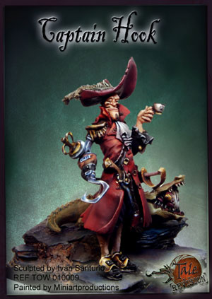 TR010009 Captain Hook