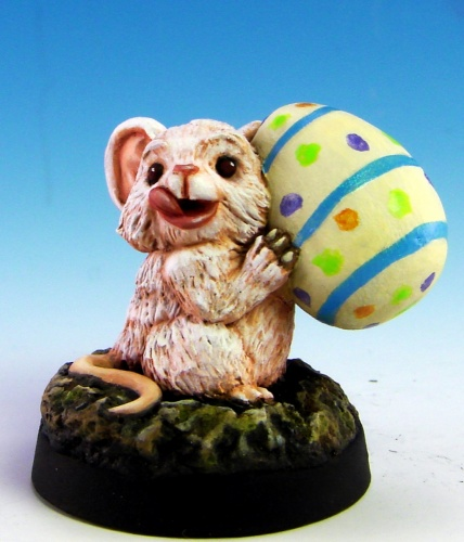 01432 Easter Mousling