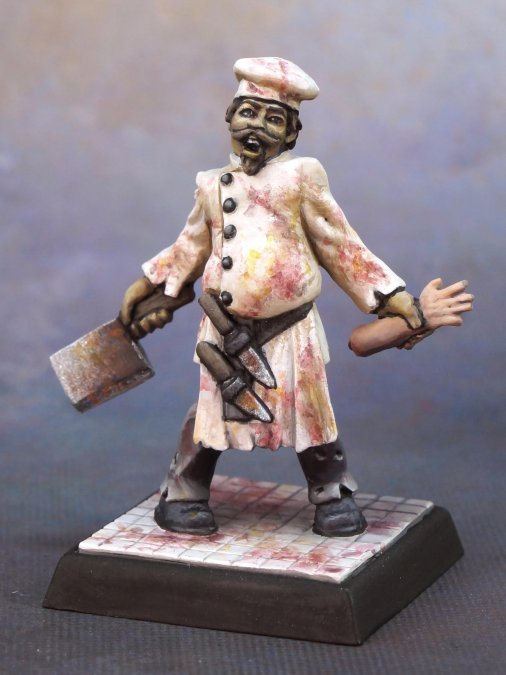 01635 ReaperCon Chef Hector (Zombie) 2019