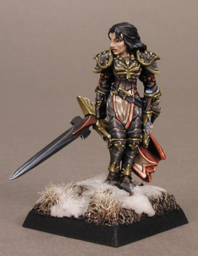02725 Alaine, Female Paladin