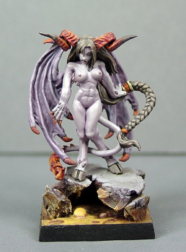 03084 Virina, Female Demon