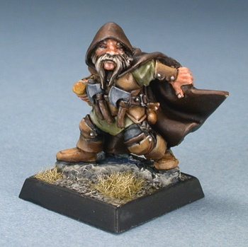 03099 Klaus Copperthumb, Dwarf Thief