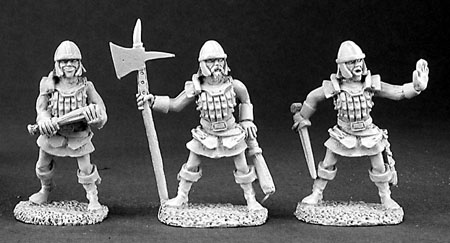 03165 Townsfolk IX - Town Guard
