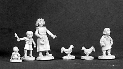 03233 Townsfolk - Children