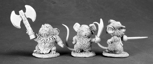03522 Mousling (Pirate, Savage, & Duelist)