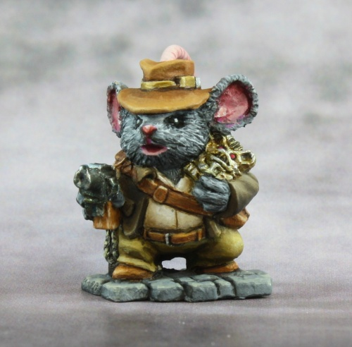 03577 Asiago Jones, Adventurer Mousling