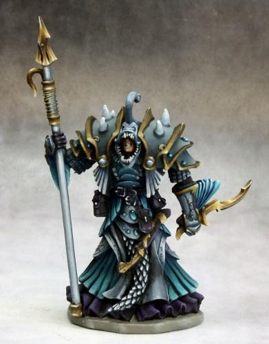 03614 Eregris Darkfathom, Evil High Sea Priest