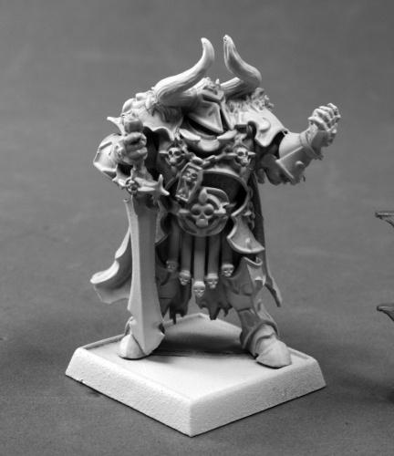 03792 Krass Omenthrall, Evil Warrior