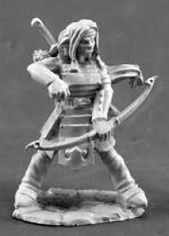 03813 Female Hobgoblin Archer