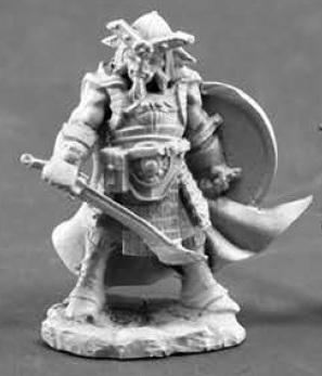 03819 Hobgoblin Captain