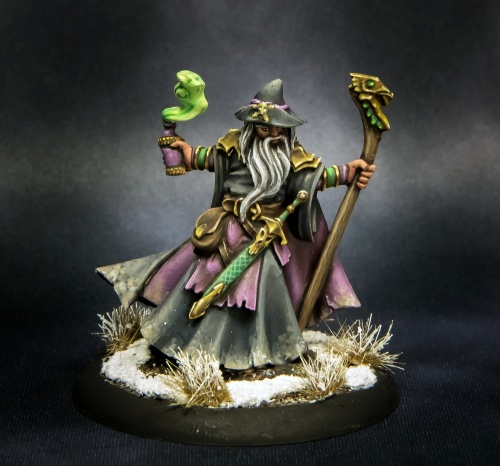 03847 Kelainen Darkmantle, Wizard