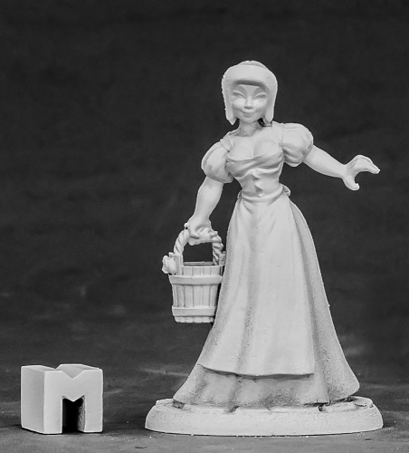 03857 Townsfolk - Milk Maid