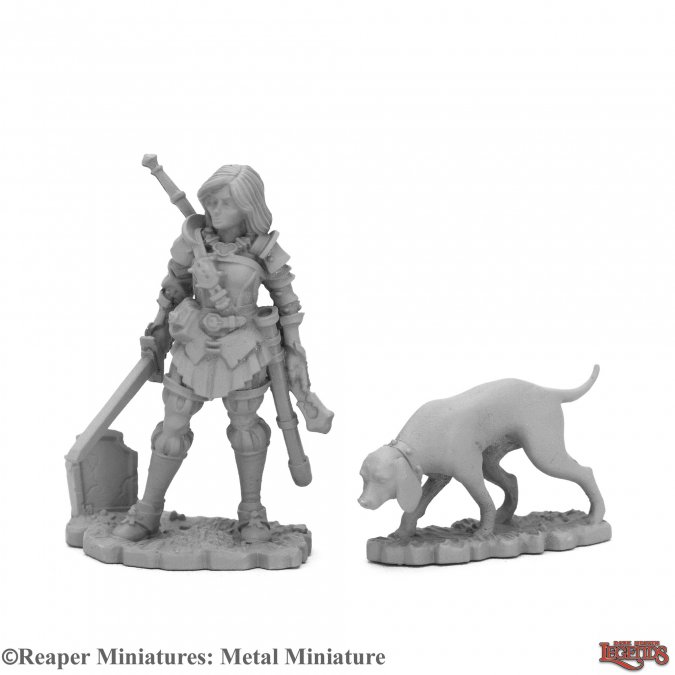 03970 ReaperCon Iconic - Duskwarden & Hound