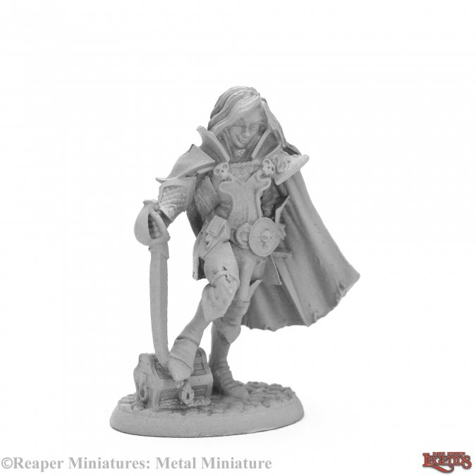 03975 ReaperCon Iconic - Blood Wolves Swashbuckler