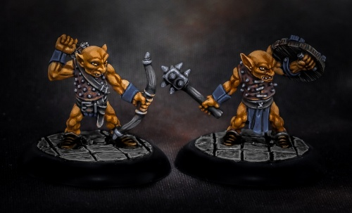 07003 Dungeon Dwellers: Bloodbite Goblins (2)