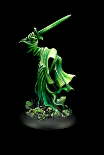 07005 Dungeon Dwellers: Cairn Wraith
