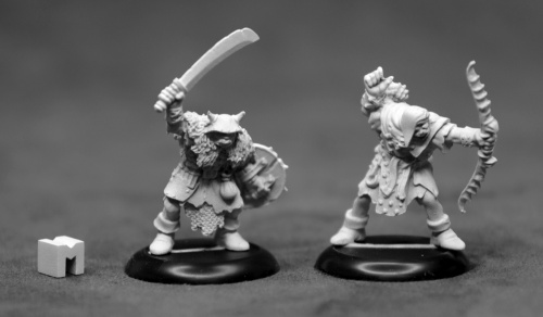 07013 Dungeon Dwellers: Orc Raiders (2)