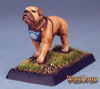 14208 Garr, War Dog Alpha