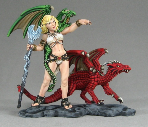 30009 Dragon Summoner (54mm)