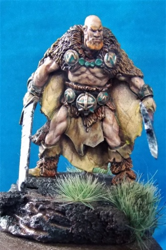 03724 Thund Bloodwrack, Barbarian