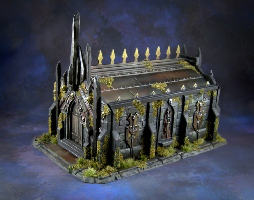 77637 Obsidian Crypt (Boxed Set)