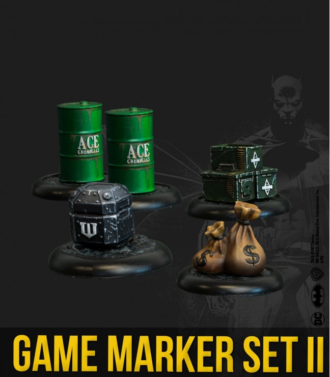 Objetive Game Markers Set II