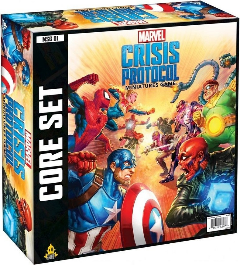 This pack contains 10 dice for Marvel: Crisis Protocol to supple