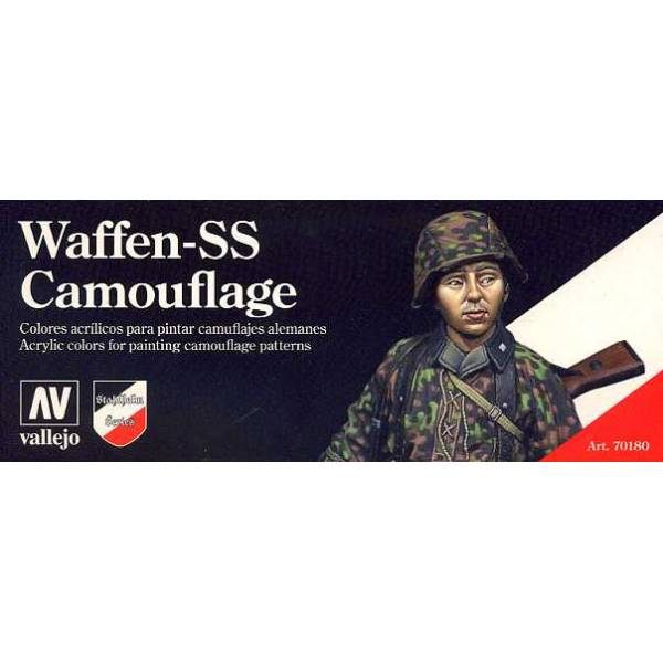 Waffen-SS Camouflage