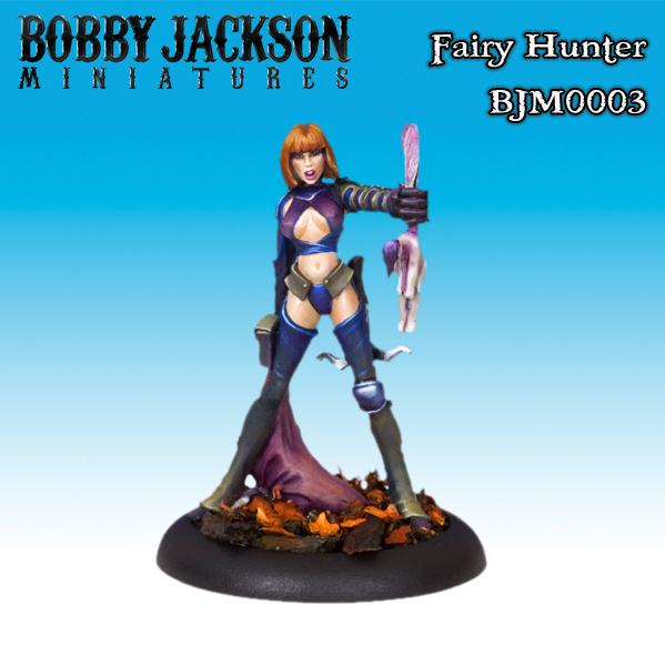 BJM003 Fairy Hunter