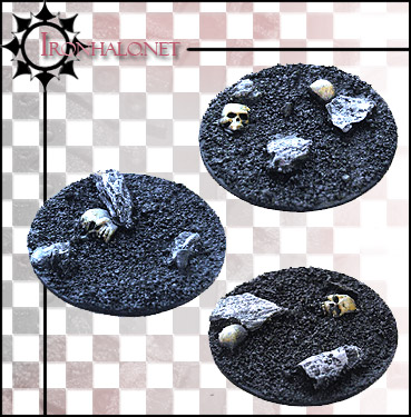 BLBIM Badlands Inserts for 40mm Bases