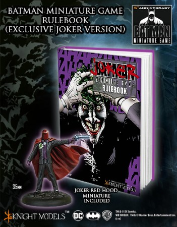 BMG002 BMG Rulebook (Joker Cover)