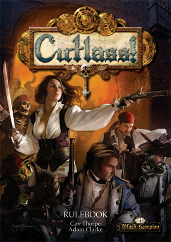 Cutlass! Rulebook