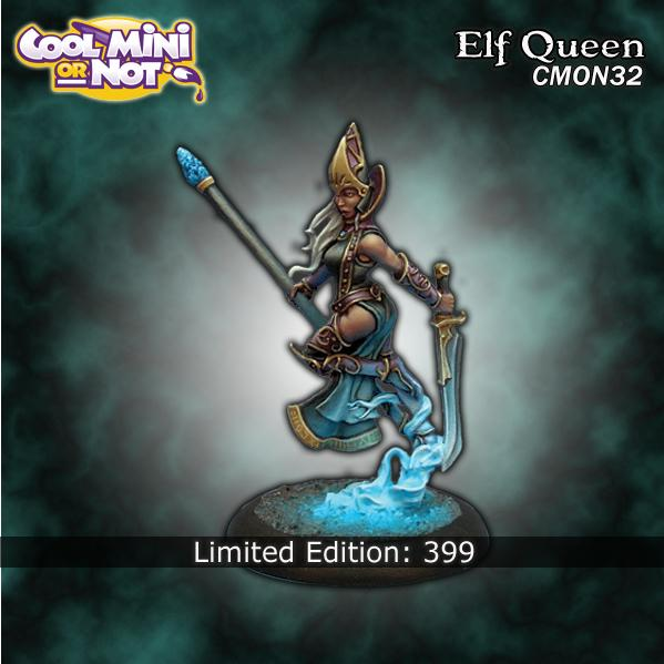 CMN0032 Elf Queen