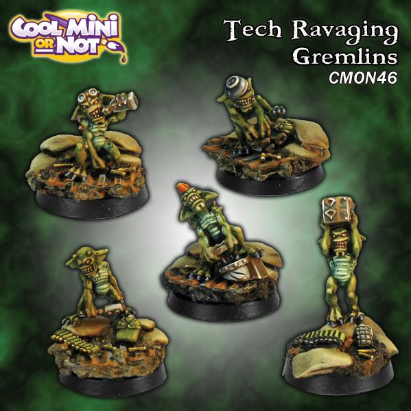 CMoN0046 Tech Ravaging Gremlins