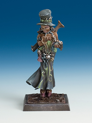 COL001 Voodoo Witch