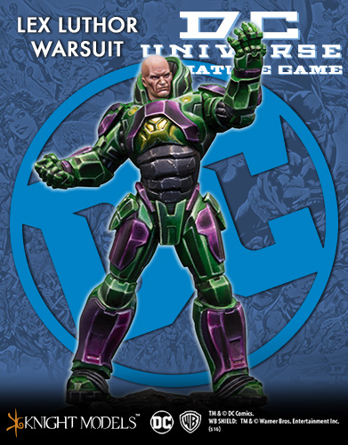 Lex Luthor Warsuit (DC Universe)