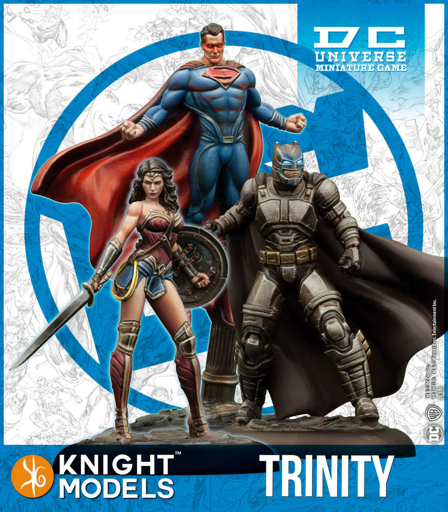 Batman vs. Superman (TRINITY)