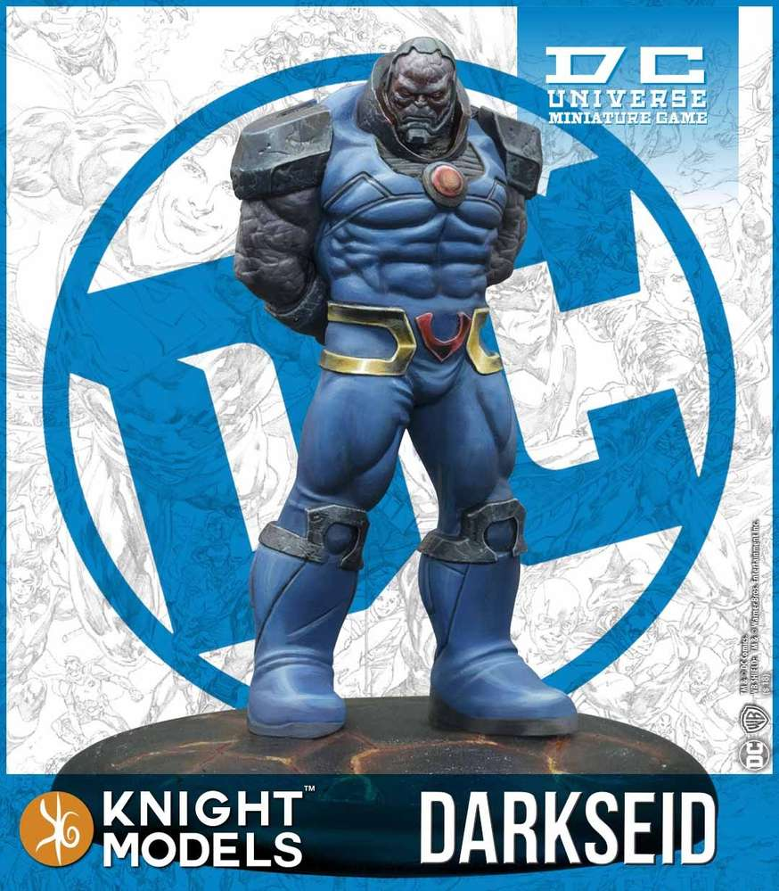 Darkseid (2nd Ed)