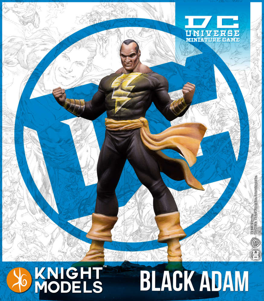 Black Adam (2nd Ed)