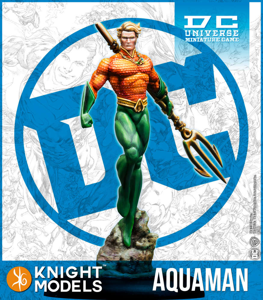 Aquaman (2nd Ed)