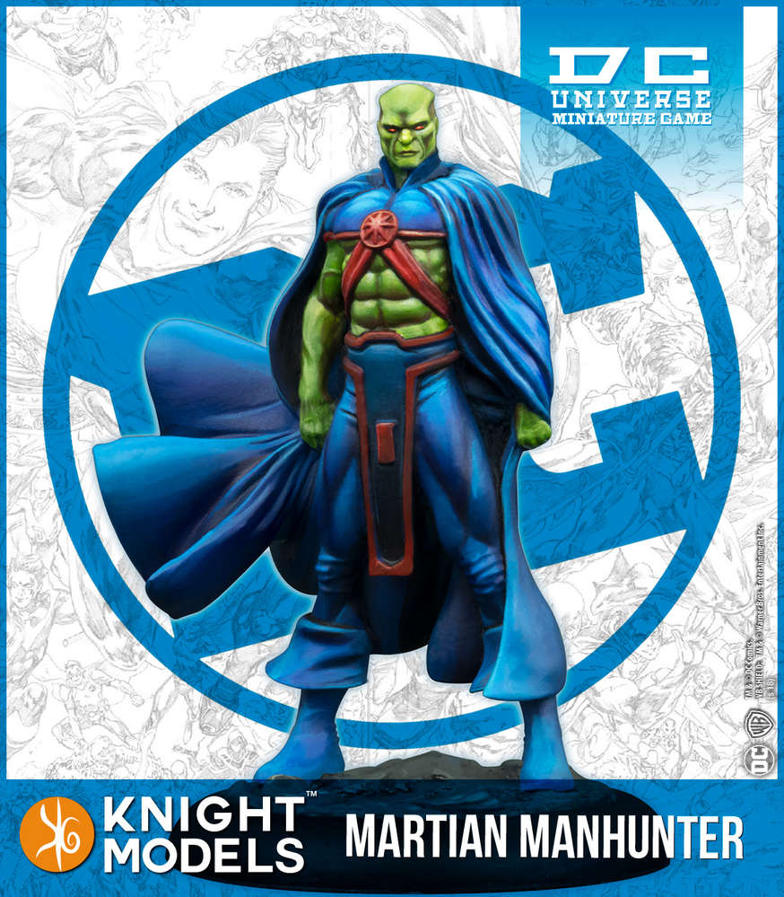 Martian Manhunter (2nd Ed)