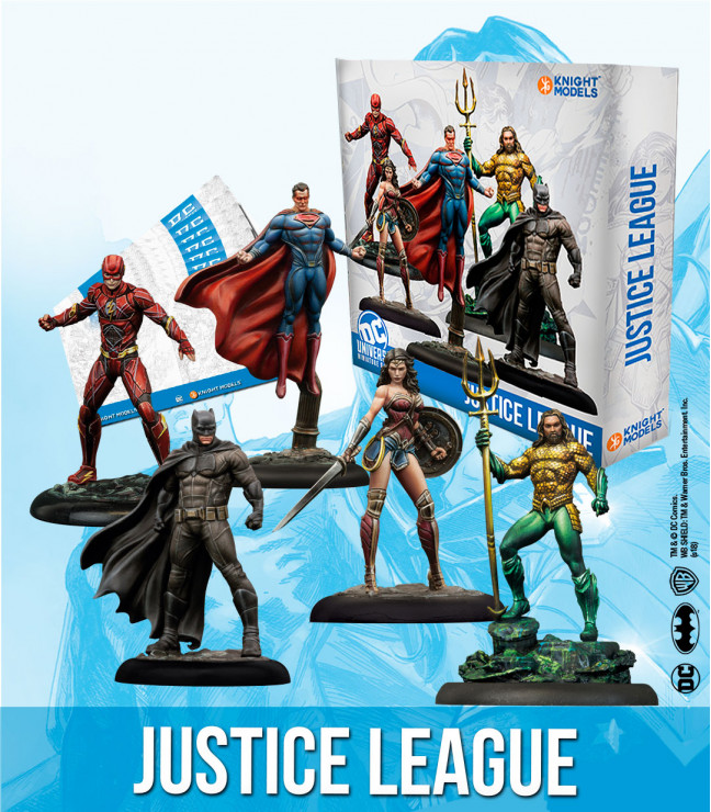 Justice League (2nd Edition)