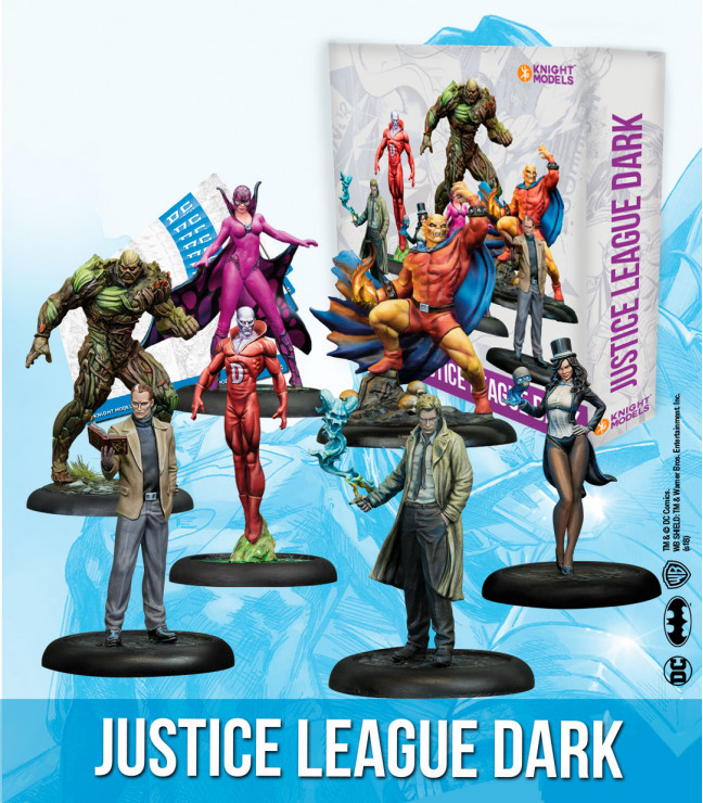 Justice League Dark (2nd Edition)