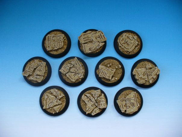 DS Egyptian Ruins 30mm