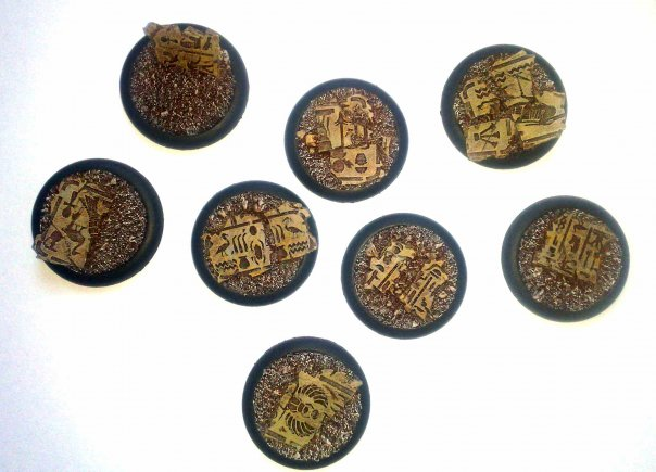 DS Egyptian ruins 40mm