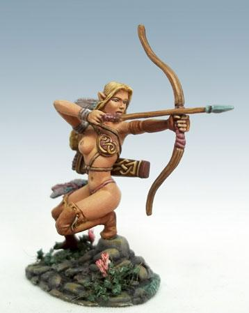 DSM1175 The Signal - Female Archer