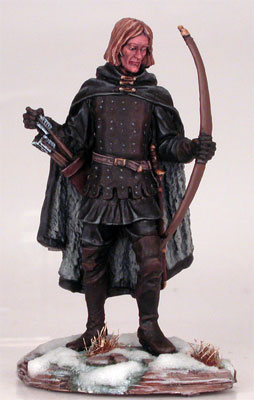 DSM5007 Night's Watch Warrior with Bow