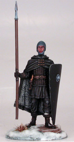DSM5009 Night's Watch Warrior with Spear