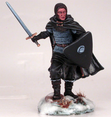 DSM5010 Night's Watch Warrior Sword & Shield
