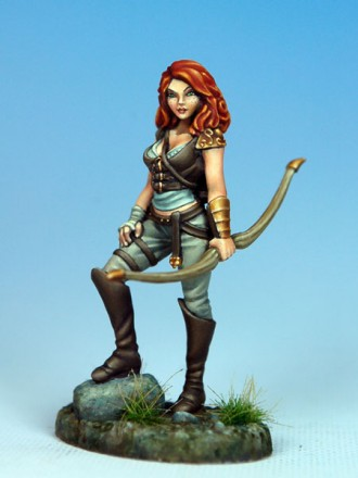 DSM7311 Female Archer